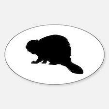 Beaver Decal
