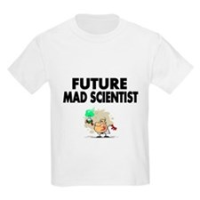 Future Mad Scientist T-Shirt