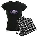 Sleeping Beauty Since 1697 Women's Dark Pajamas