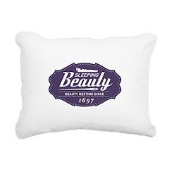 Sleeping Beauty Since 1697 Rectangular Canvas Pill