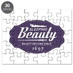 Sleeping Beauty Since 1697 Puzzle