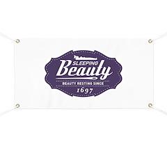 Sleeping Beauty Since 1697 Banner