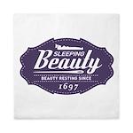 Sleeping Beauty Since 1697 Queen Duvet