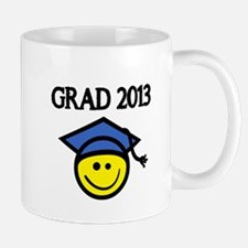 GRAD 2013 WITH SMILEY FACE Mug