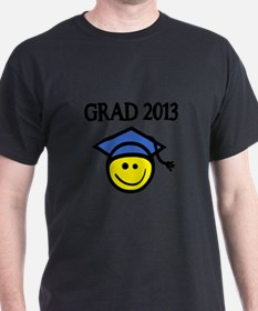 GRAD 2013 WITH SMILEY FACE T-Shirt