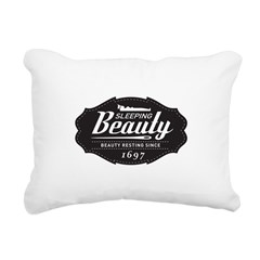 Sleeping Beauty Since 1697 Rectangular Canvas Pill