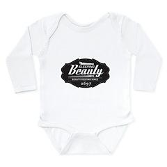 Sleeping Beauty Since 1697 Long Sleeve Infant Body