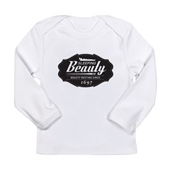 Sleeping Beauty Since 1697 Long Sleeve Infant T-Sh