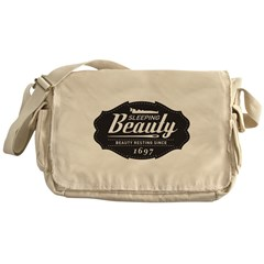 Sleeping Beauty Since 1697 Messenger Bag