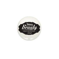 Sleeping Beauty Since 1697 Mini Button (100 pack)