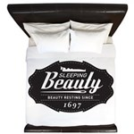 Sleeping Beauty Since 1697 King Duvet