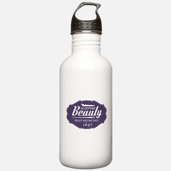 Sleeping Beauty Since 1697 Water Bottle