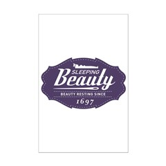 Sleeping Beauty Since 1697 Posters