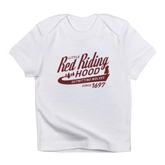 Little Red Riding Hood Since 1697 Infant T-Shirt