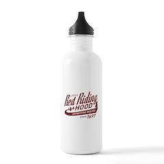 Little Red Riding Hood Since 1697 Water Bottle