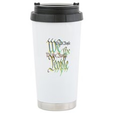 We The People-Trans Travel Mug