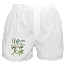 We The People-Trans Boxer Shorts