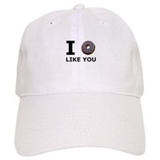 Donut Like You Baseball Baseball Cap
