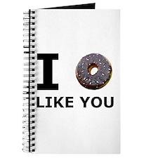 Donut Like You Journal