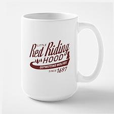 Little Red Riding Hood Since 1697 Mug