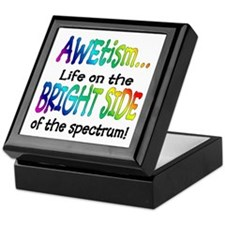 Cute Teacher inspirational Keepsake Box