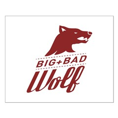 Big Bad Wolf Posters
