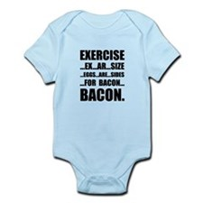 Exercise Bacon Body Suit