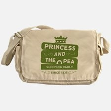 Princess & the Pea Since 1835 Messenger Bag