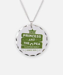 Princess & the Pea Since 1835 Necklace