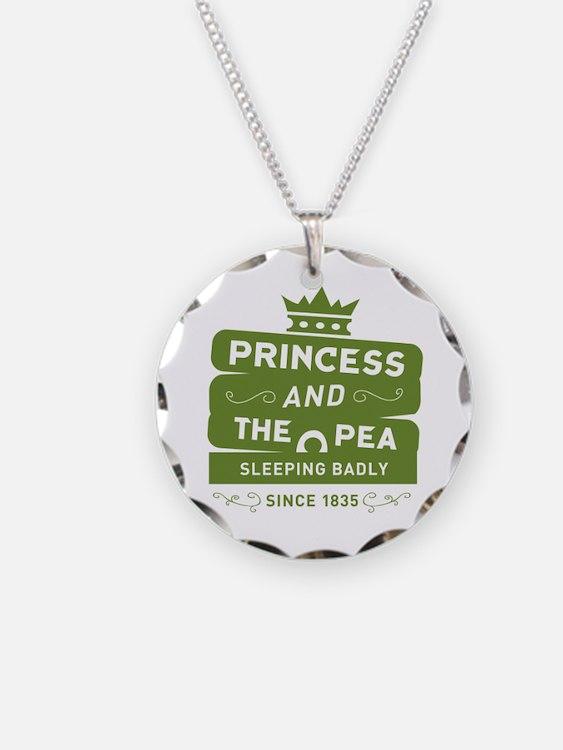 Princess & the Pea Since 1835 Necklace
