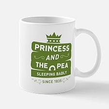 Princess & the Pea Since 1835 Mug