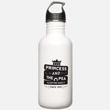 Princess & the Pea Since 1835 Water Bottle