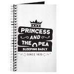 Princess & the Pea Since 1835 Journal