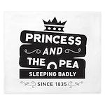 Princess & the Pea Since 1835 King Duvet