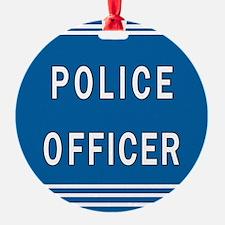 police officer blues.jpg Ornament