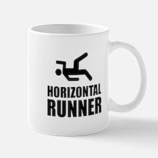 Horizontal Runner Mug
