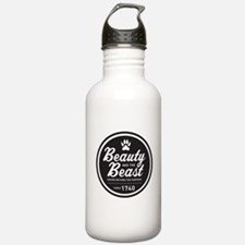 Beauty and the Beast Since 1740 Water Bottle