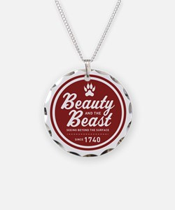 Beauty and the Beast Since 1740 Necklace
