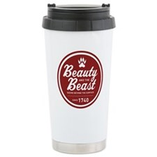Beauty and the Beast Since 1740 Travel Mug