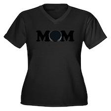 Hockey Mom Plus Size T-Shirt