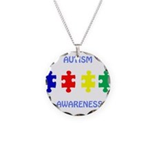 Cute Autism speaks Necklace