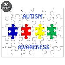 Cute Autism piece Puzzle