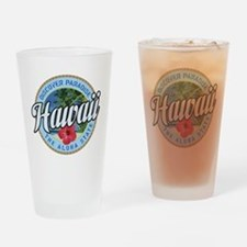 Hawaii.png Drinking Glass