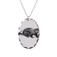Ground Hog Day Necklace