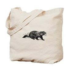 Ground Hog Day Tote Bag