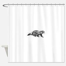 Ground Hog Day Shower Curtain