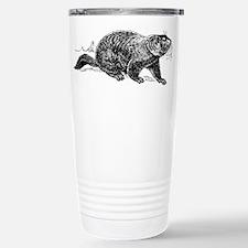 Ground Hog Day Travel Mug