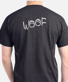 Bear Face WOOF T-Shirt