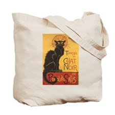 Chat Noir Tote Bag