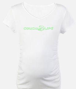 Couch Life (Green) Shirt